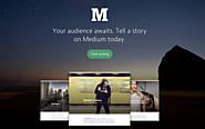 Medium app's new Series posts are like Snapchat stories for binge readers