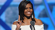 International Women's Day: Most Influential Women of 2017 | Michelle Obama