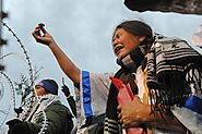 International Women's Day: Most Influential Women of 2017 | The Women of Standing Rock. All of Them.