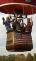 Ride in a hot air balloon!