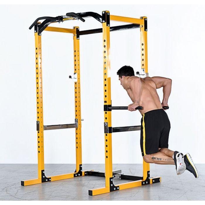 List Of Power Rack Exercises For Better Training A