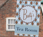 Lincoln independent cafes, coffee shops and tea rooms | Bunty's Tea Room