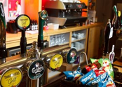 Lincoln independent cafes, coffee shops and tea rooms | Lincoln Drill Hall Cafe Bar
