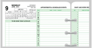 Paper Planner System Options