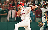 What year did Mark McGwire hit 70 home runs?