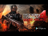 Android games that support a game controller (eg Xbox 360, Xbox One, PS3 and PS4) | Modern Combat 4: Zero Hour - Android Apps on Google Play