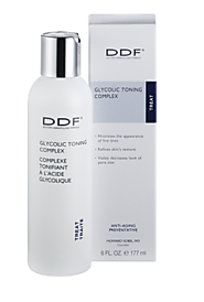 Spring Beauty Roundup | DDF GLYCOLIC TONING COMPLEX