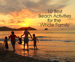 Best Beaches | 10 Best Beach Activities for the Family