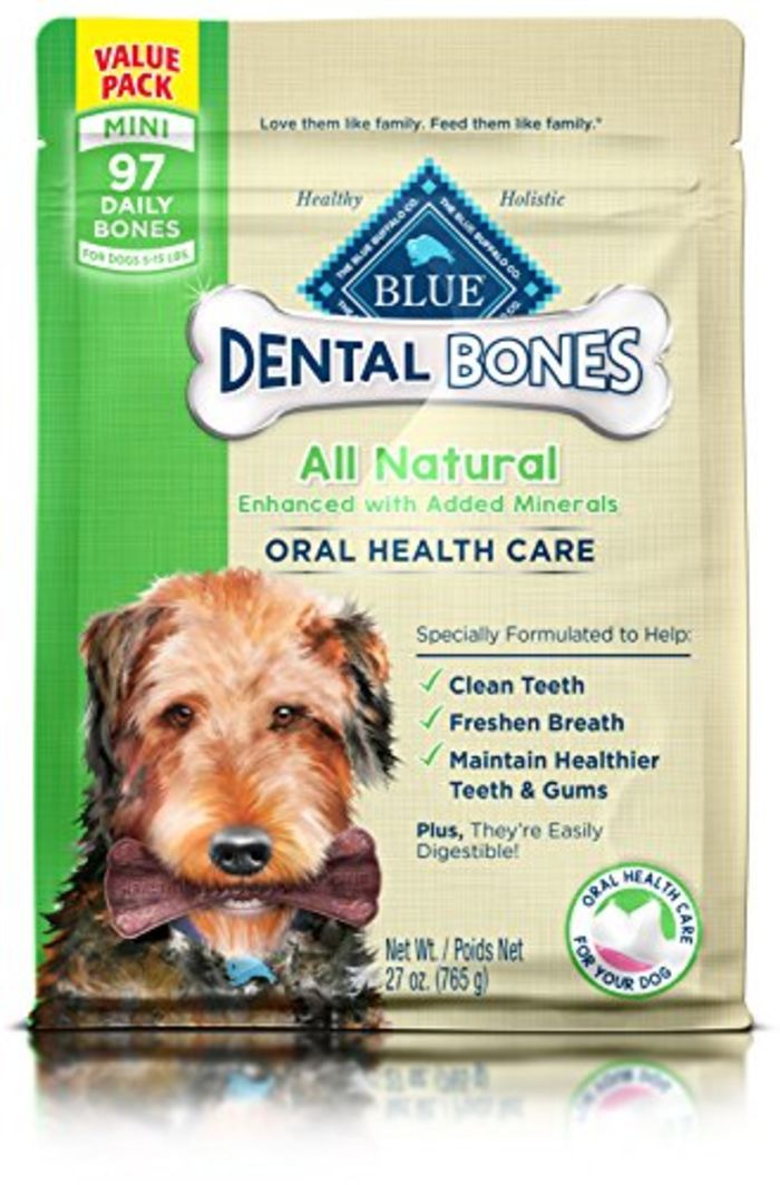 TOP 10 BEST VET RECOMMENDED DENTAL CARE DOG TREATS REVIEWS ...