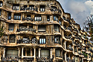 10 Awesome Architectural Gems in Barcelona | Casa Mila