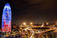 10 Awesome Architectural Gems in Barcelona | Torre Agbar