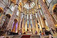 10 Awesome Architectural Gems in Barcelona | Santa Maria Del Mar