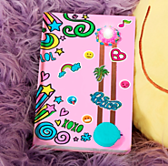 IllumiCraft Lightup Journal