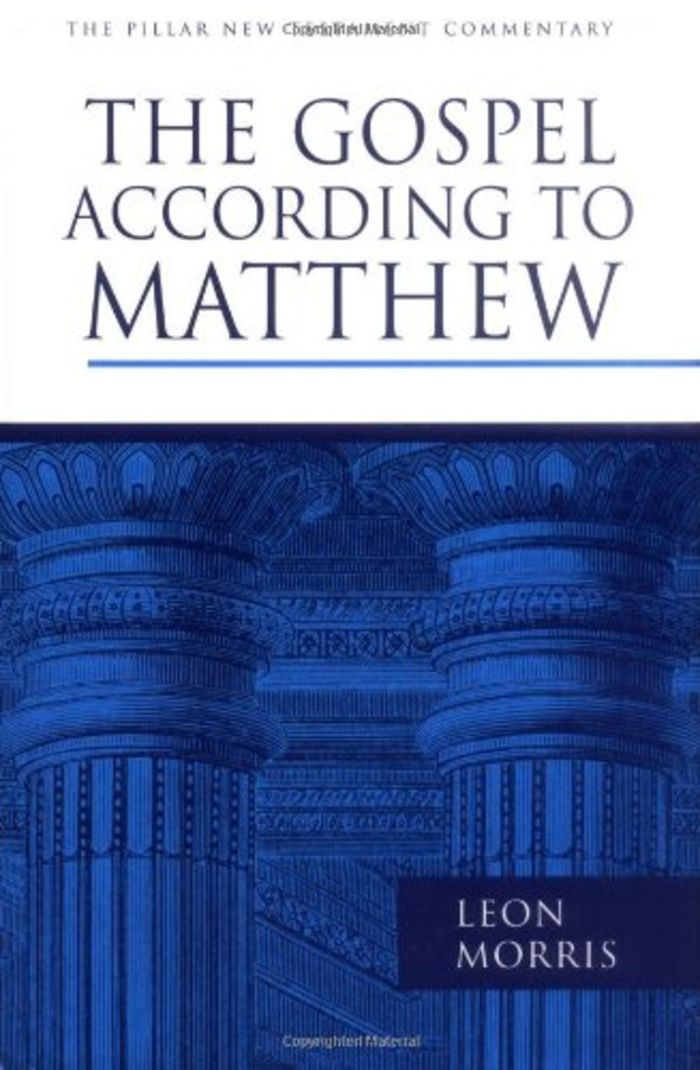 An analysis of the gospel of matthew the first book in the new testament