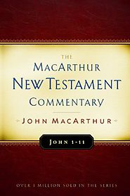 John 1-11 and John 12-21 (MacArthur New Testament Commentary Series)