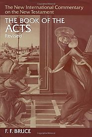 The Book of the Acts (NICNT)