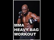 Muay Thai Heavy Bag Conditioning Workouts | Workout For Conditioning & Bag Skills