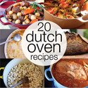 What Is The Best Dutch Oven For Camping | 20 Dutch Oven Recipes Perfect for Your Kitchen or the Campfire!