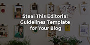 April17 Goodies | 9 Editorial Guidelines for Your Blog | Orbit Media Studios