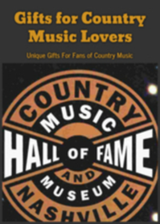 Gifts For Country Music Lovers A Listly List