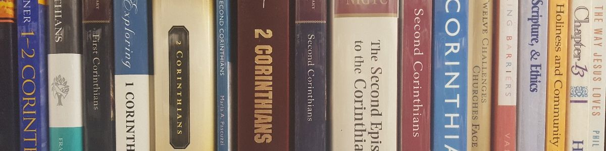 Headline for Best Bible Commentaries on 2 Corinthians