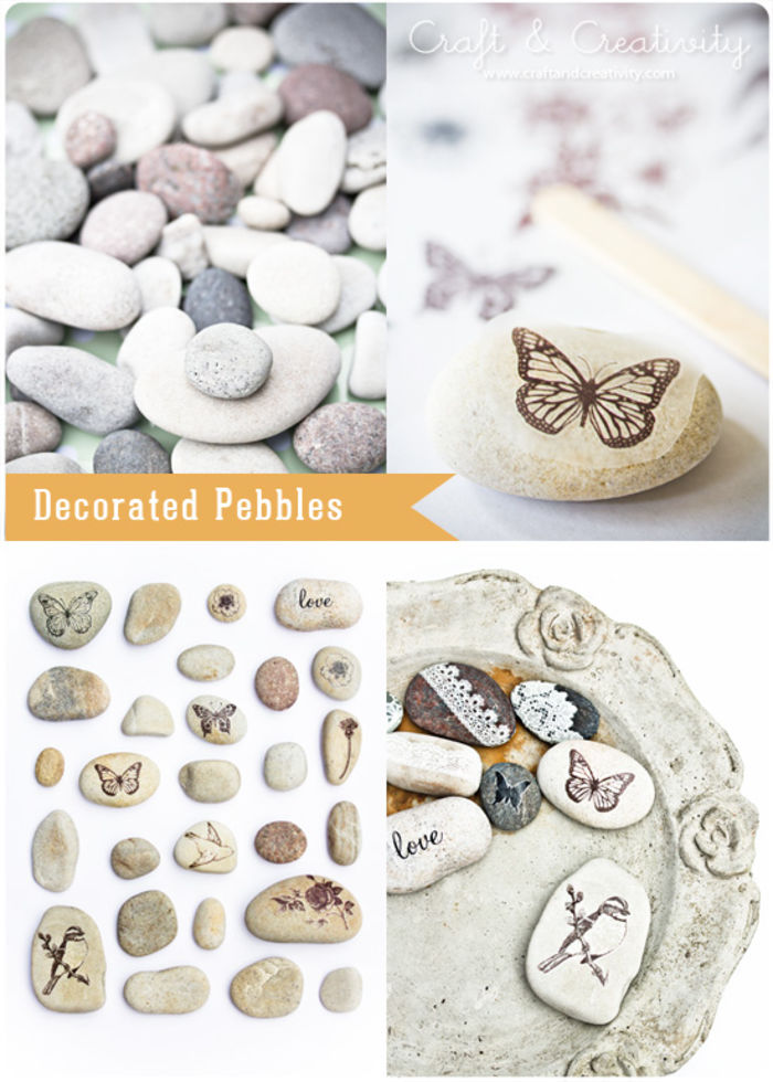 Get stoned 10 diy crafts you can make with stones a for Crafts using stones