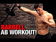 Barbell Core Workout