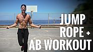 Jump Rope HIIT Abs Training