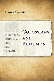 Colossians and Philemon (EGGNT)