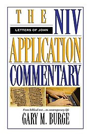 The Letters of John (The NIV Application Commentary)