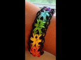Crazy Loom Bracelet Maker Kit - Best Prices | How to make a rainbow loom starburst bracelet
