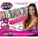 Crazy Loom Bracelet Maker Kit - Best Prices | Cra-Z-Art Shimmer 'n Sparkle Cra-Z-Loom Bracelet Maker