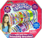 Cra Z Art Stick N Sparkle Make Your Own Friendship Bracelet Kit