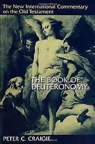 The Book of Deuteronomy (NICOT)