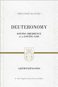 Deuteronomy (Preaching the Word)