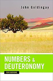 Numbers and Deuteronomy (For Everyone)