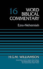 Ezra-Nehemiah (WBC) by H. G. M. Williamson