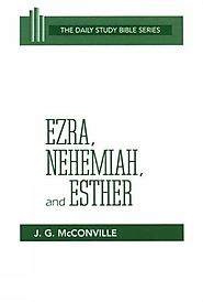 Ezra, Nehemiah, and Esther (DSBS) by J.G. McConville