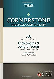 Job, Ecclesiastes, Song of Songs (CBC) by Tremper Longman III