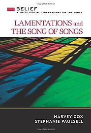 Lamentations and the Song of Songs (Belief)
