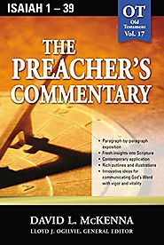 Isaiah 1-39 and 40-66 (The Preacher's Commentary)