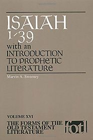 Isaiah (two volumes; FOTL)
