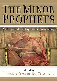 Amos (The Minor Prophets) by Jeff Niehaus; Thomas Edward McComiskey, Ed.