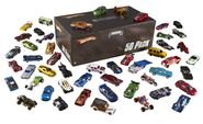 Hot Toys For Christmas | Hot Wheels Basic Car 50-Pack