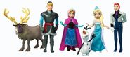 Hot Toys For Christmas | Disney Frozen Complete Story Playset