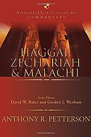 Haggai, Zechariah and Malachi (AOTC) by Anthony R. Petterson
