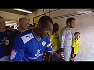 Watford v Leicester 3-1 (3-2 agg.) play-off semi-final May 2013