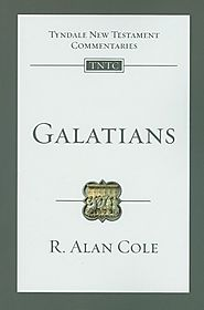 Galatians (Tyndale New Testament Commentaries)