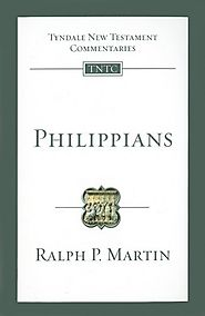 Philippians (Tyndale New Testament Commentaries)
