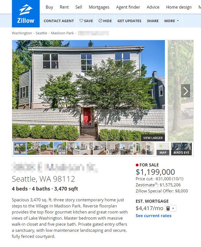 Zillo Homes: Whats Wrong With The Zillow Zestimate